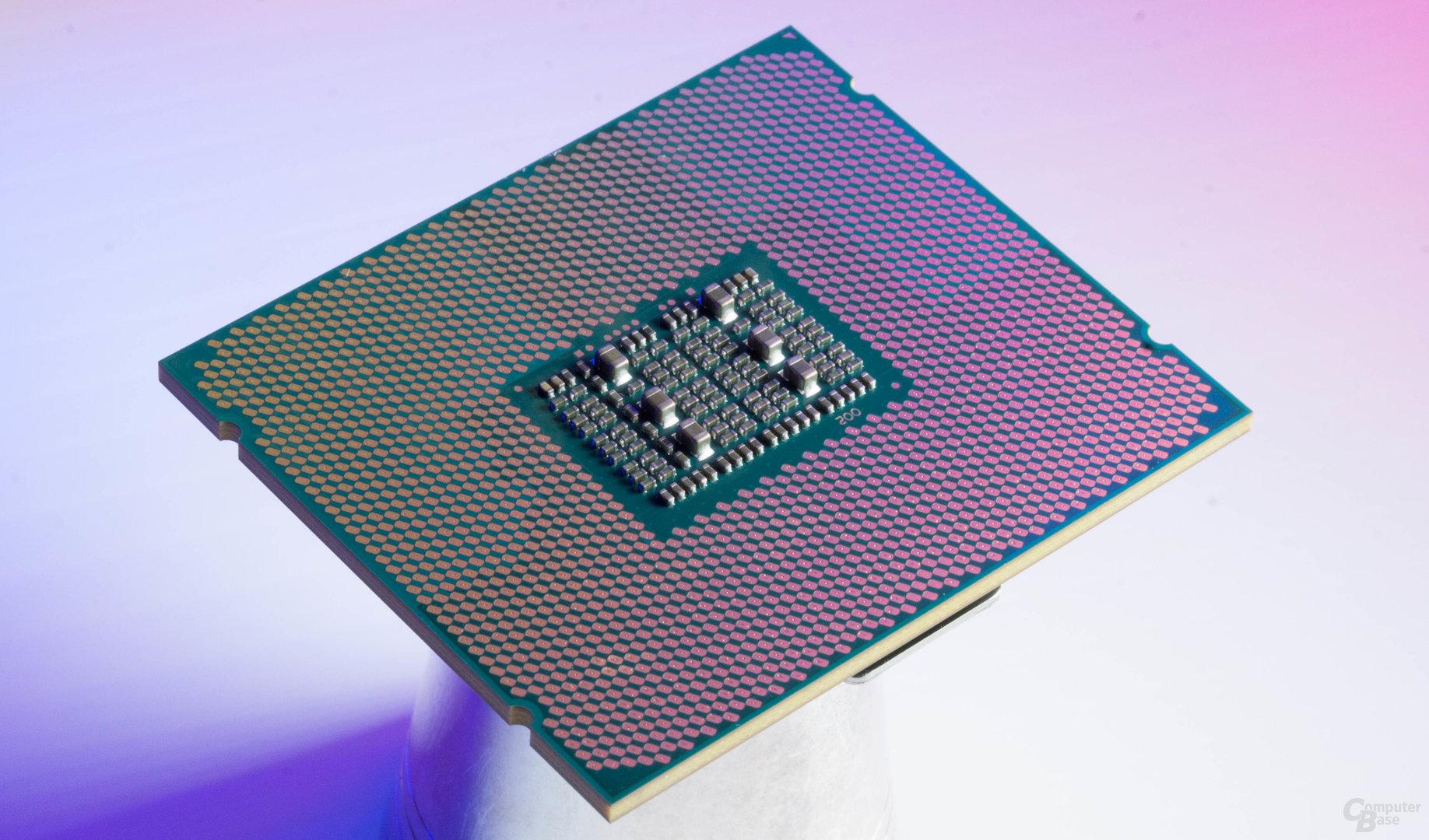Intel Xeon E7 v2 Package