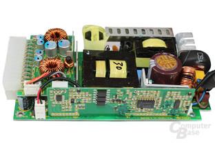 Elektronik im Detail - Zusatzplatine