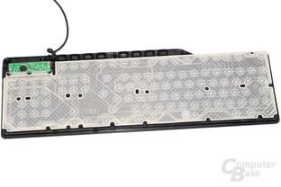 Leiterfolien und Rubberdome-Schalter