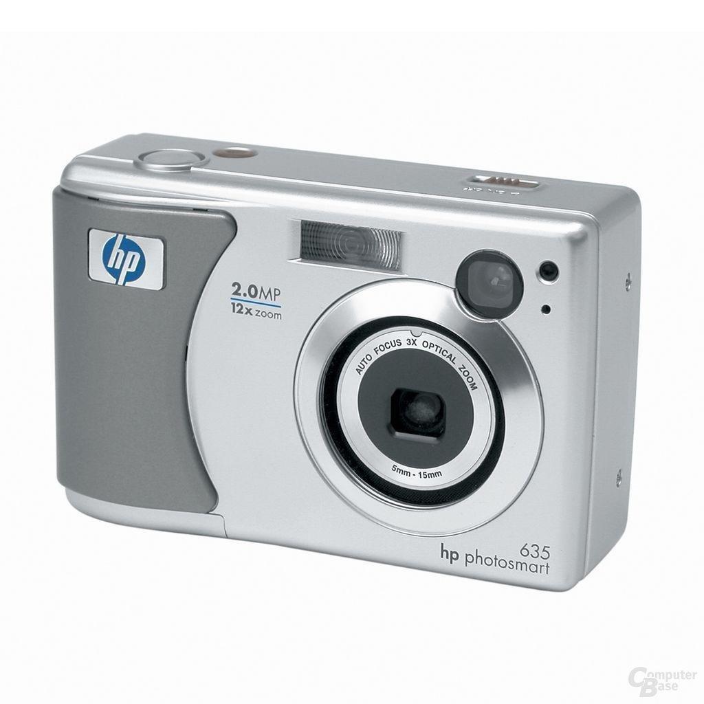 HP Photosmart 635