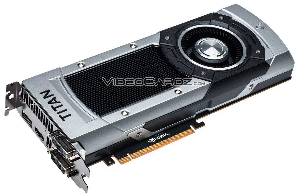 Vermeintliche Nvidia GeForce GTX Titan Black