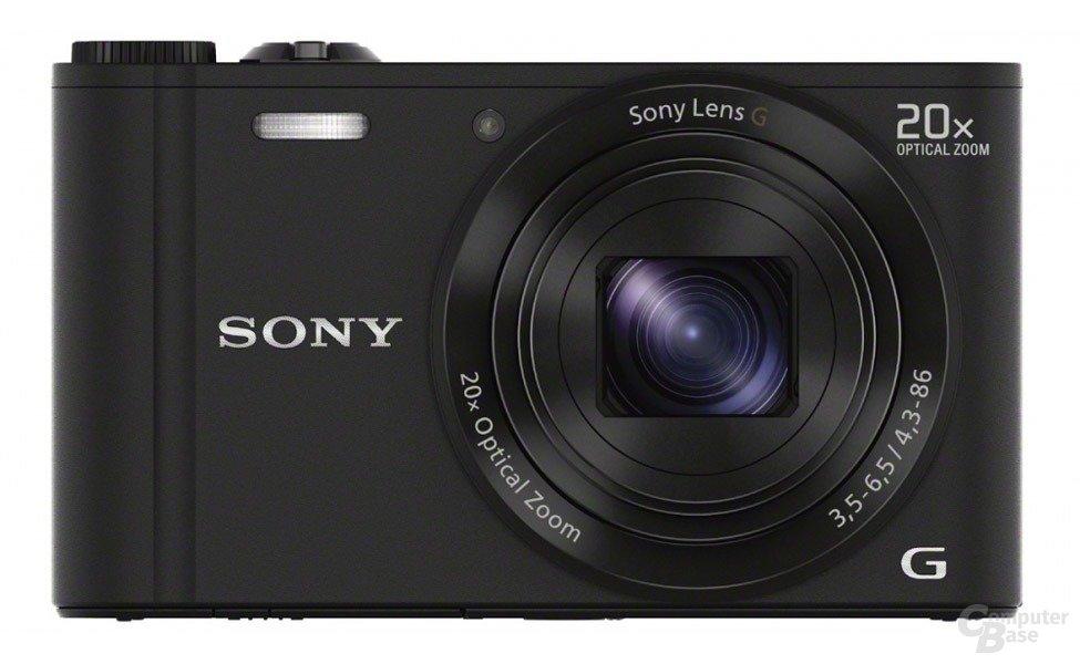 Sony Cyber-Shot DSC WX2350