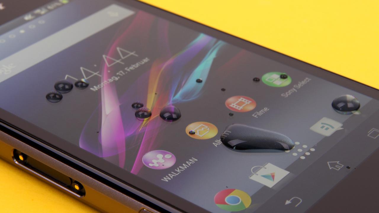 Sony Xperia Z1 Compact im Test: Kompromisslos kompakt