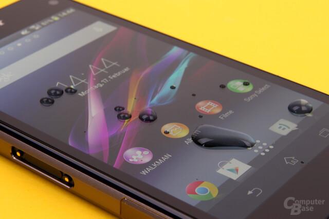 Sony Xperia Z1 Compact – 30 Minuten bei 1,50 Meter wasserdicht