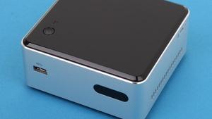 Intel NUC mit Bay Trail im Test: 4-Watt-Mini-PC für 115 Euro