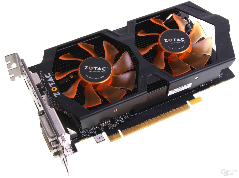 Zotac GeForce GTX 750 Ti OC