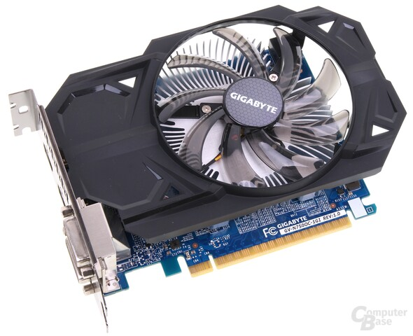 Gigabyte GeForce GTX 750 OC