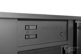 Nanoxia Deep Silence 6 – 2-Kanal-Lüftersteuerung