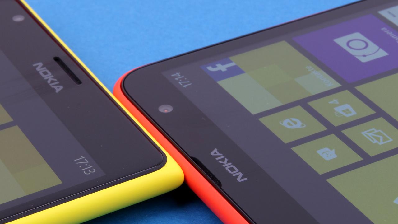 Nokia Lumia 1320 im Test: Das Lumia 1520 zum halben Preis