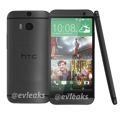 "Das ""All New HTC One"" in Grau"