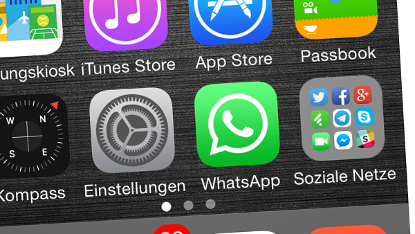Facebook kauft WhatsApp für 16 Milliarden US-Dollar