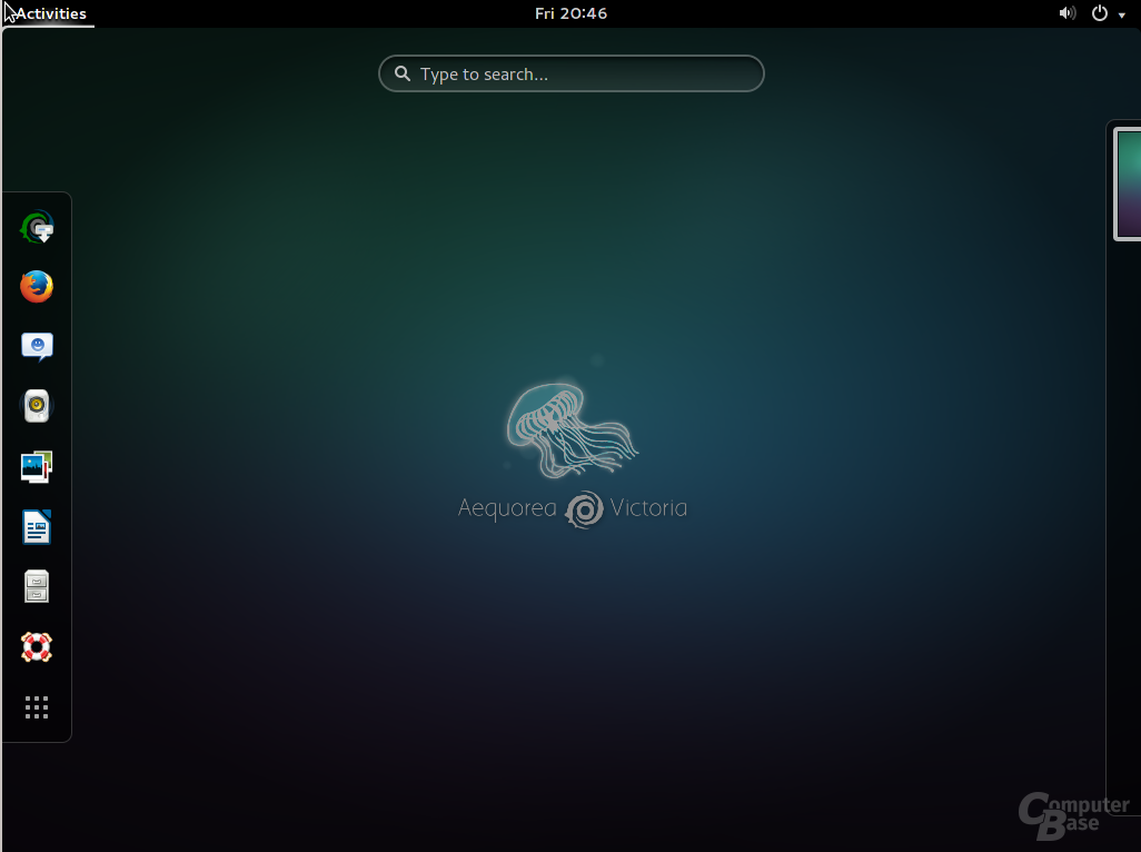 Gnome-Desktop