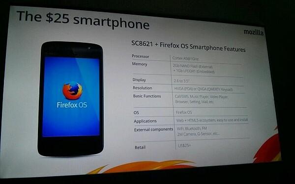 Das 25-Dollar-Smartphone