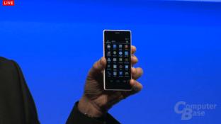 """""""Merrifield""""-Smartphone"""