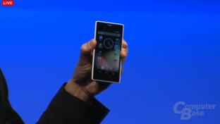 """""""Moorefield""""-Smartphone"""