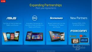 Foxconn als großer OEM-Partner