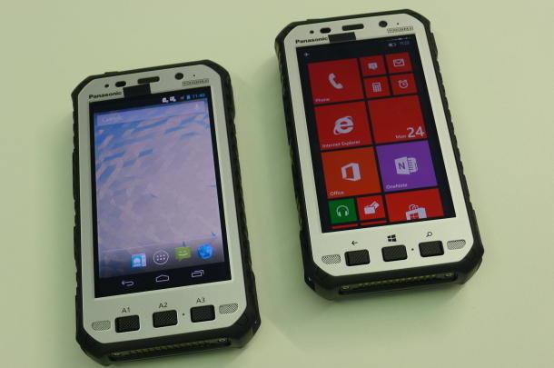 Panasonic Toughpad FZ-E1/FZ-X1