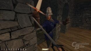 Animationen und Steuerung lassen die Kämpfe leiden