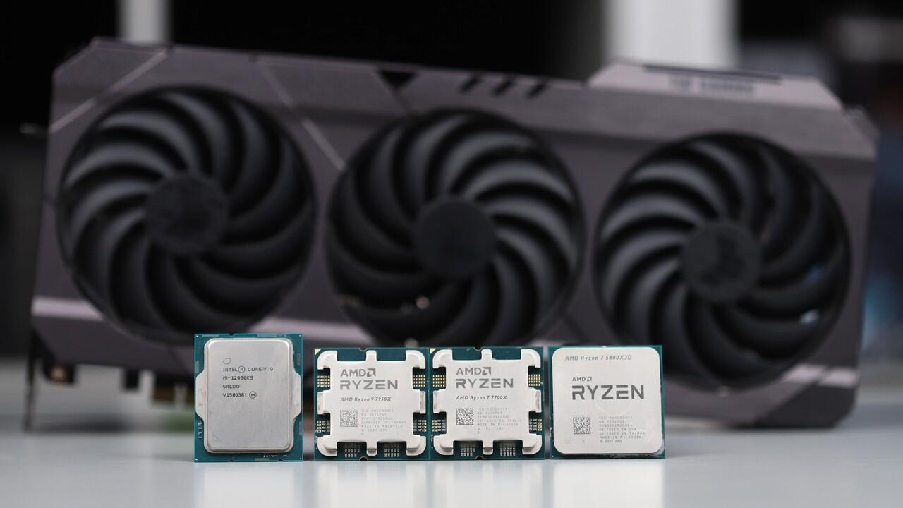 Prozessor-Rangliste: CPU-Vergleich mit AMD Ryzen & Intel Core für April 2020