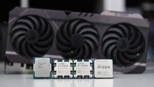 Prozessor-Rangliste: CPU-Vergleich mit Ryzen & Coffee Lake für April