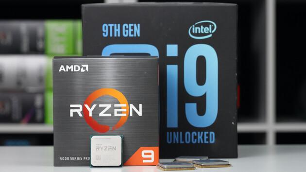 Prozessor-Rangliste: CPU-Vergleich mit AMDRyzen 7 & 5 für Mai 2017