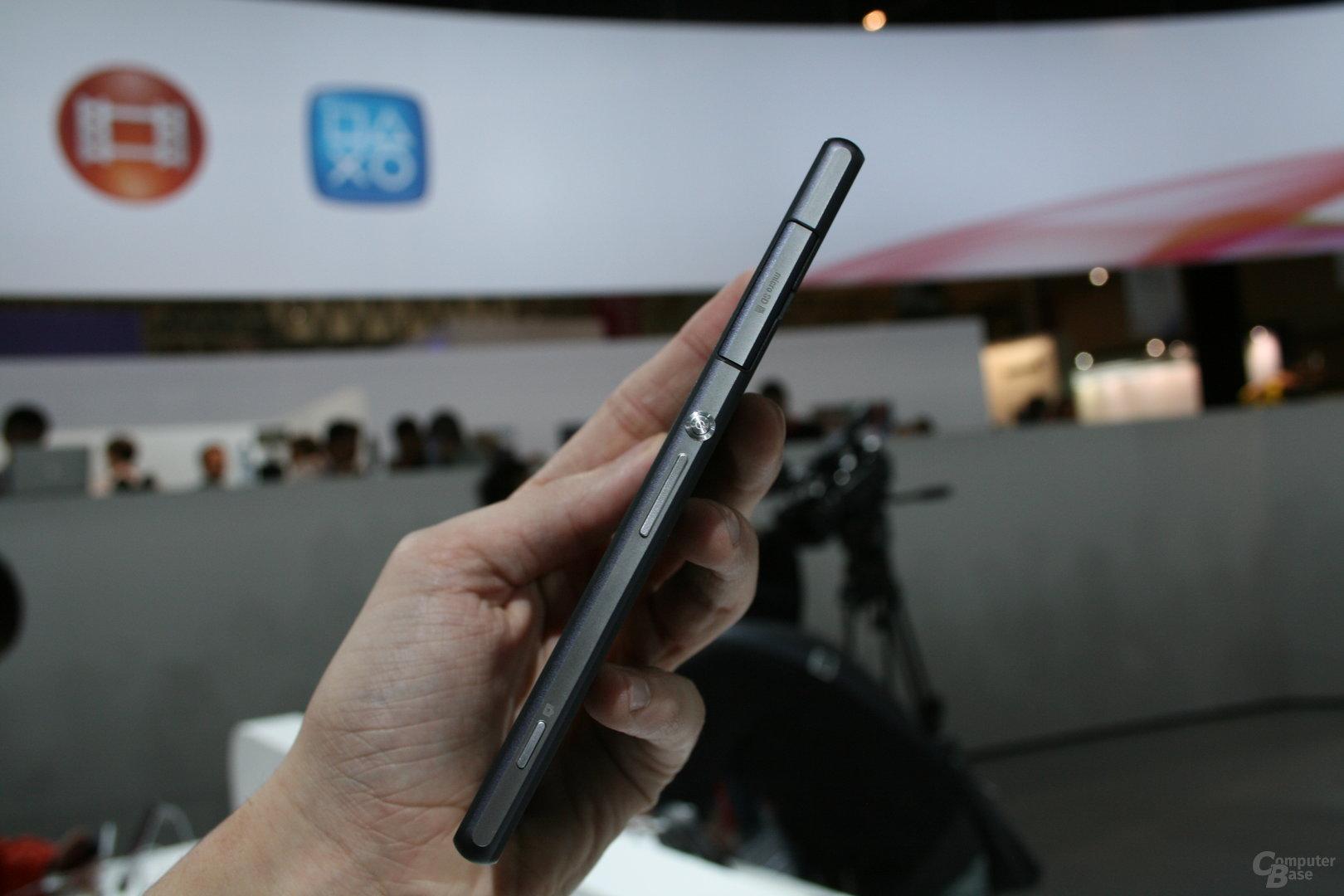 Sony Xperia Z2 ausprobiert