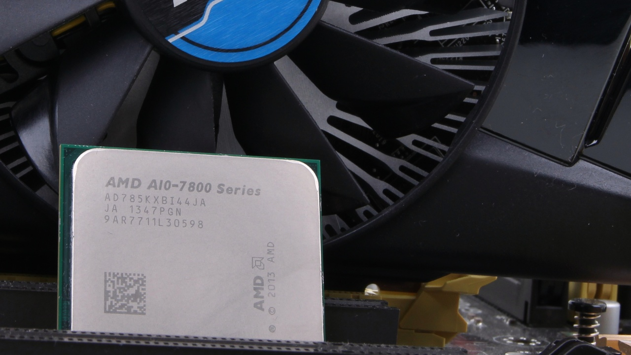 "AMD Dual Graphics auf dem A10-7850K ""Kaveri"": Besser, aber nicht perfekt"