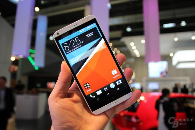 HTC Desire 816 ausprobiert