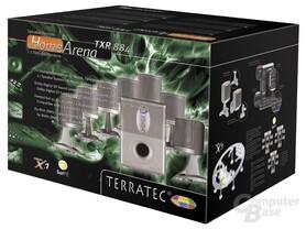 Terratec HomeArena TXR884 Verpackung