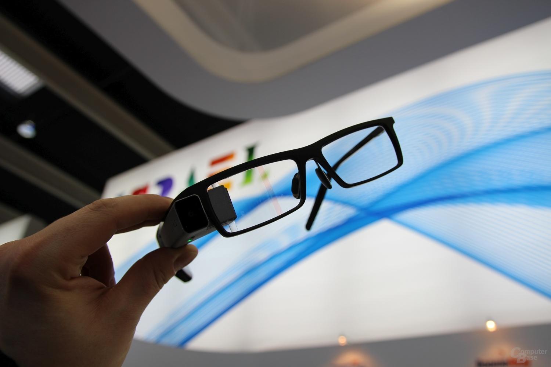 Lumus DK-40 mit eyeSight ausprobiert