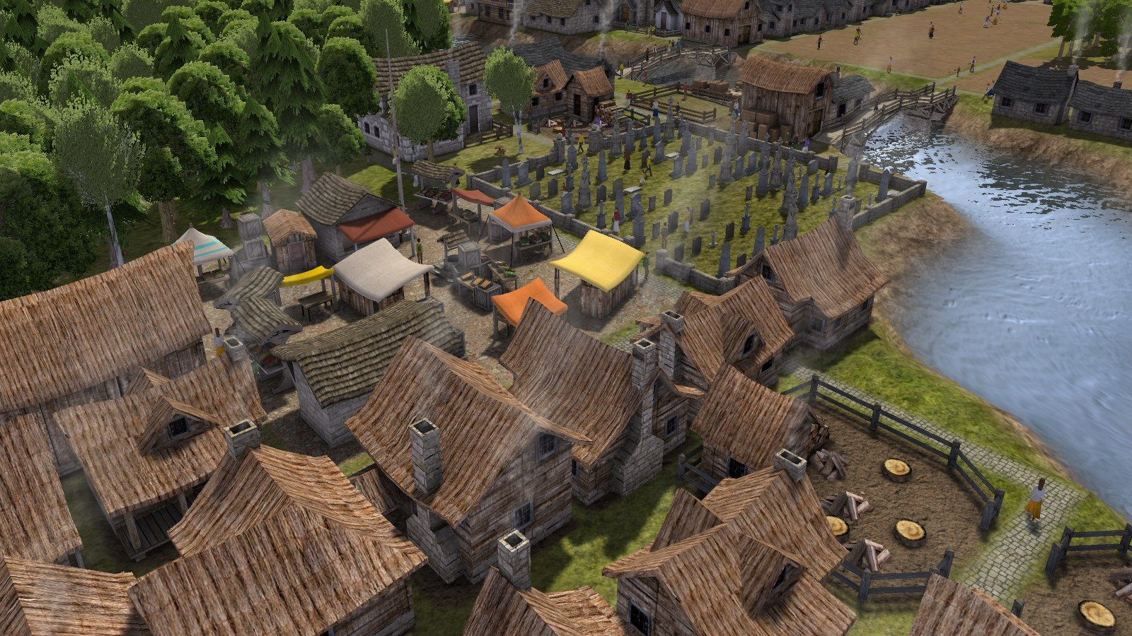 Banished - Screenshot 5