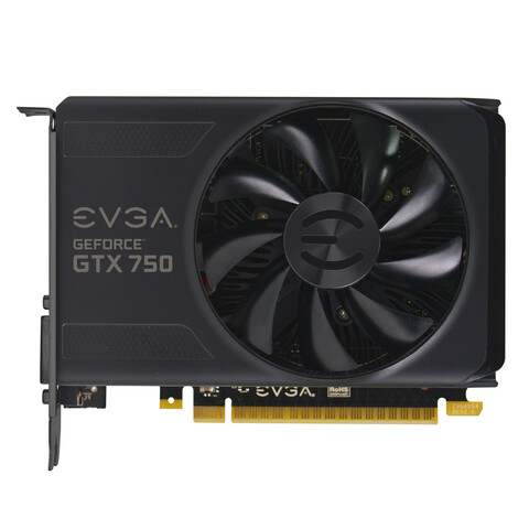 EVGA GeForce GTX 750 2GB