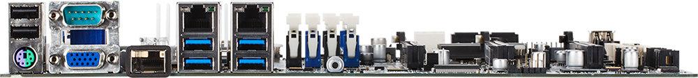 Gigabyte GA-6PXSVT mit SFP+-Buchse für 10GbE