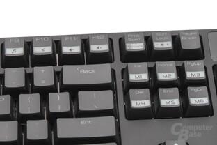 Player-Verknüpfung, Lautstärke- und LED-Steuerung, Gaming-Modus