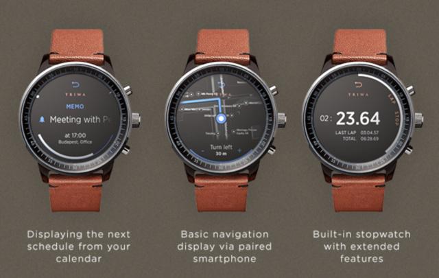 Die perfekte Smartwatch, wie sie Balogh sieht