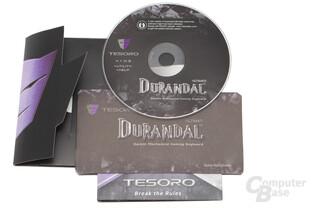Lieferumfang: Treiber-CD