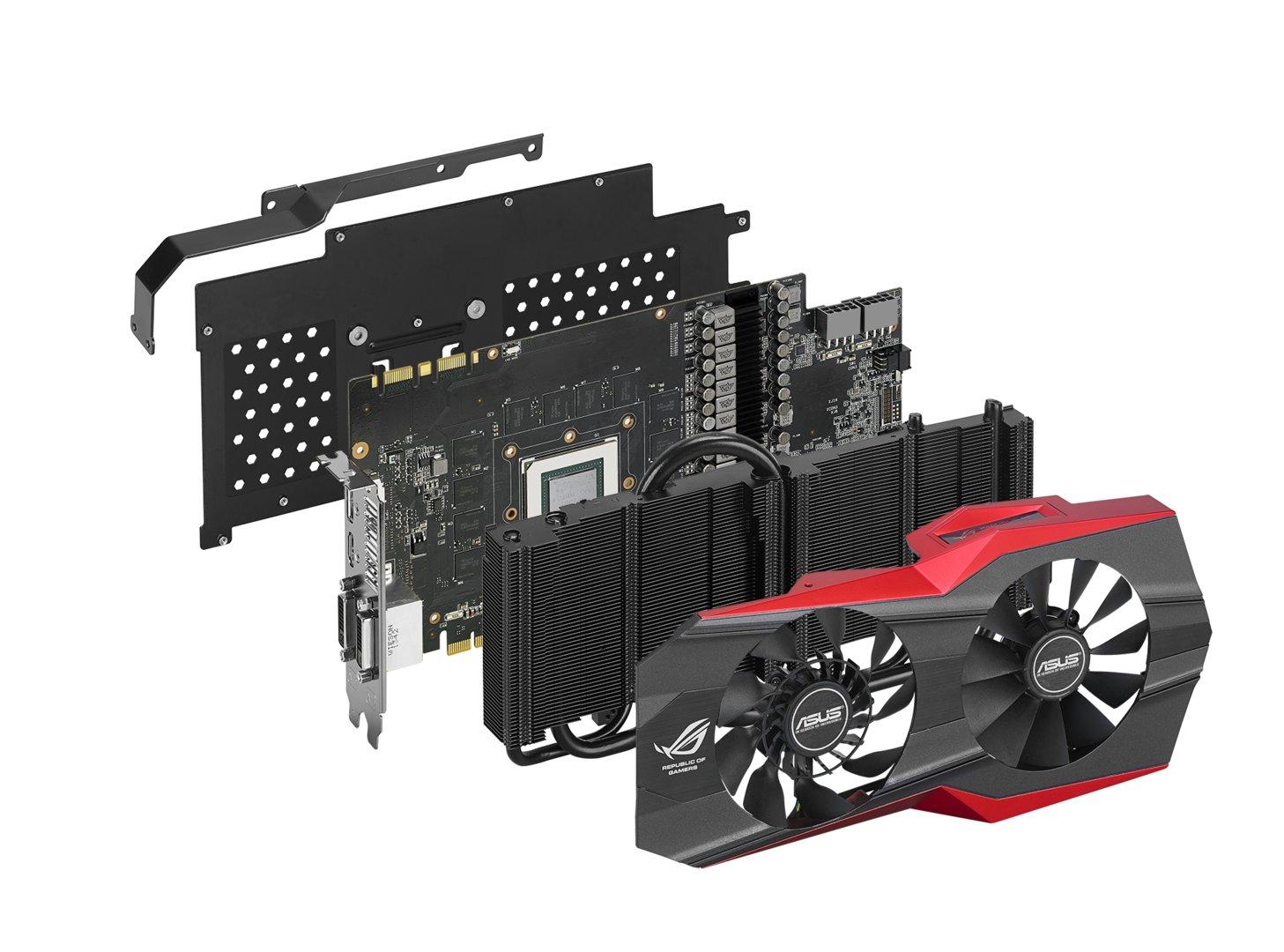 Asus RoG Matrix GTX 780 TI