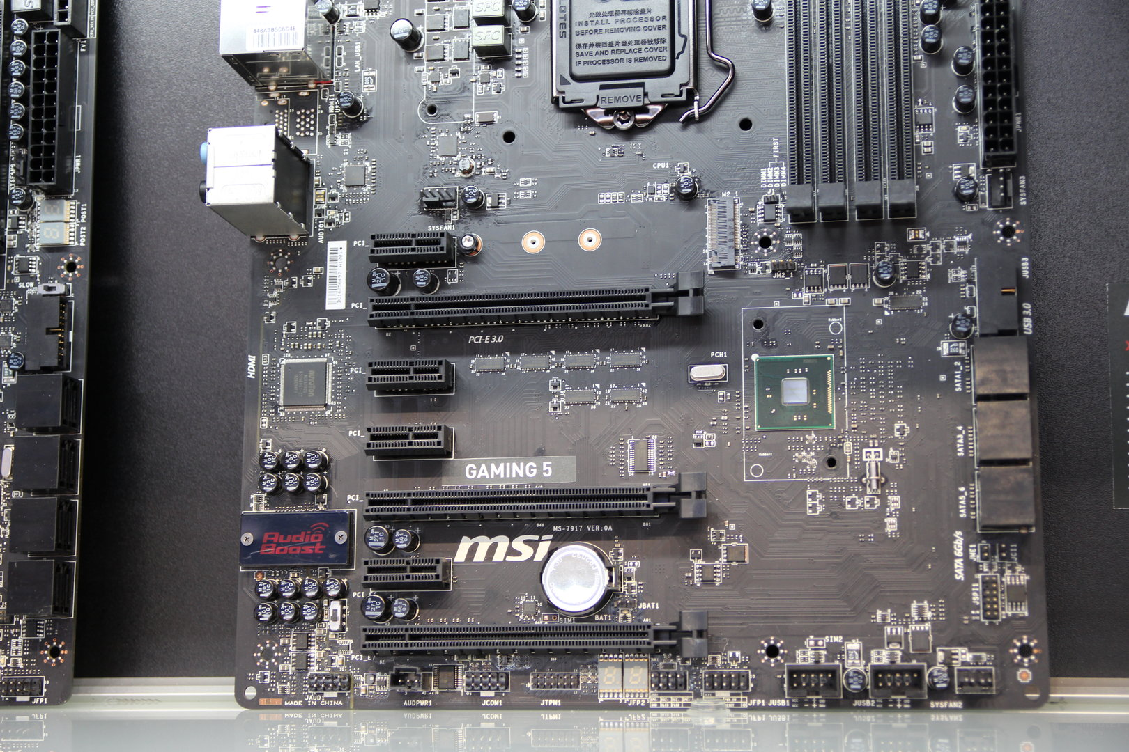 """MSI """"Haswell Refresh""""-Mainboards"""