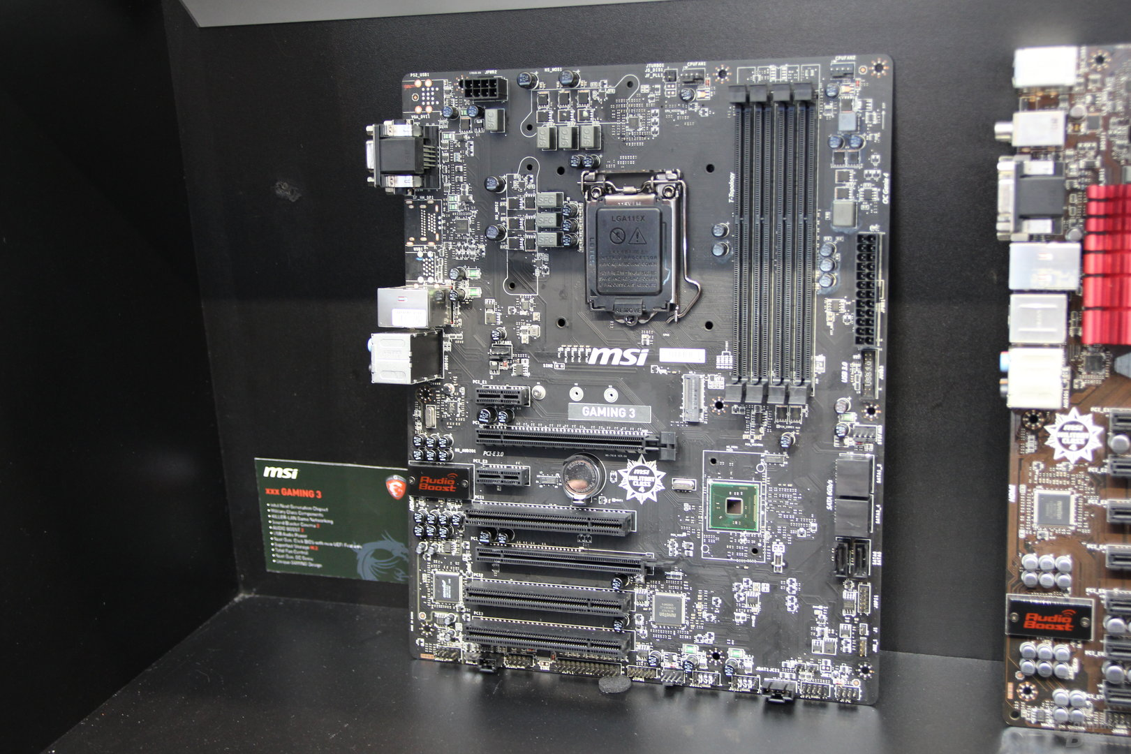 "MSI ""Haswell Refresh""-Mainboards"