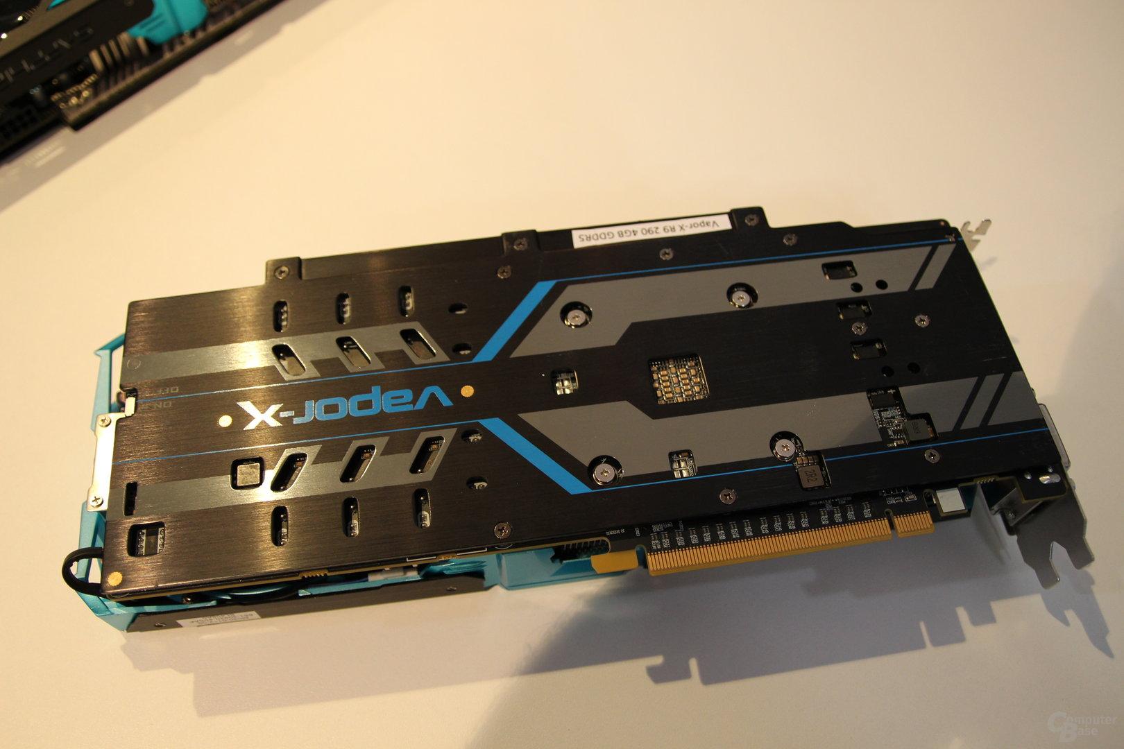 Sapphire Radeon R9 290 Vapor-X