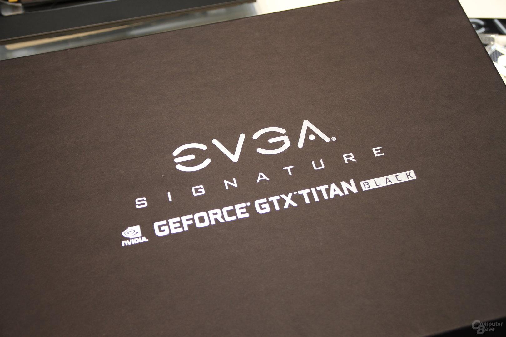 EVGA GeForce GTX Titan Black Hydro Copper