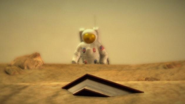 Lifeless Planet in der Vorschau: Unkonventionell gutes Kickstarter-Projekt
