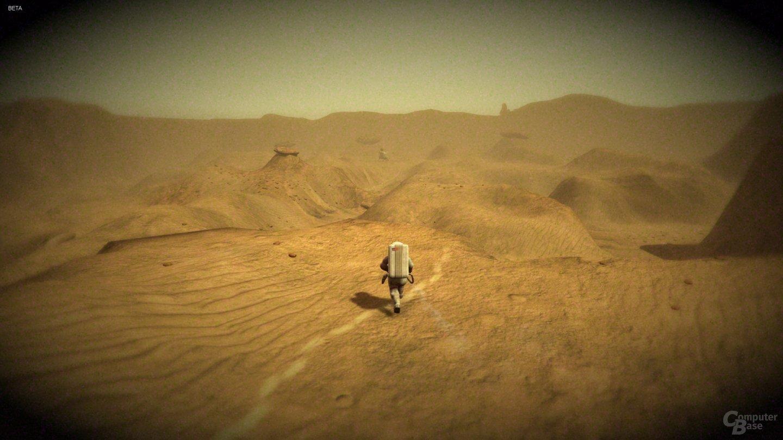 Lifeless Planet in der Vorschau