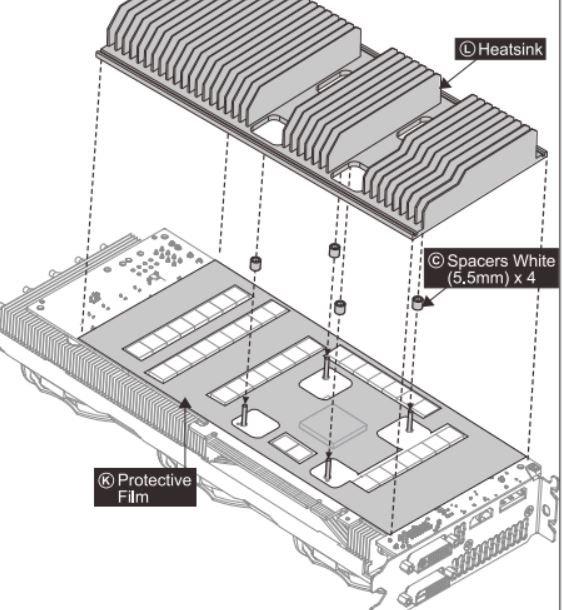 Wärmeleitpads zur Wärmeübertragung