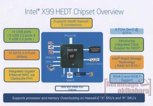 "Intel ""Haswell-E"" mit X99-Chipsatz"