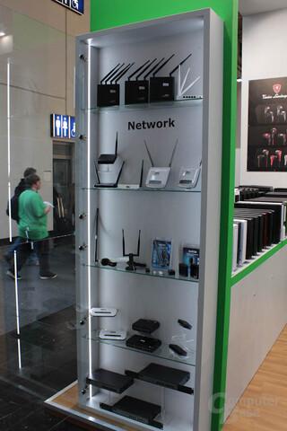 Netis-Produkte bei Inter-Tech