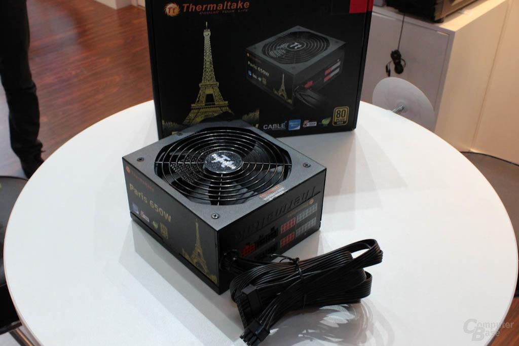 Thermaltake Paris 650 Watt
