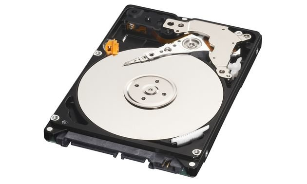 2,5-Zoll-HDD