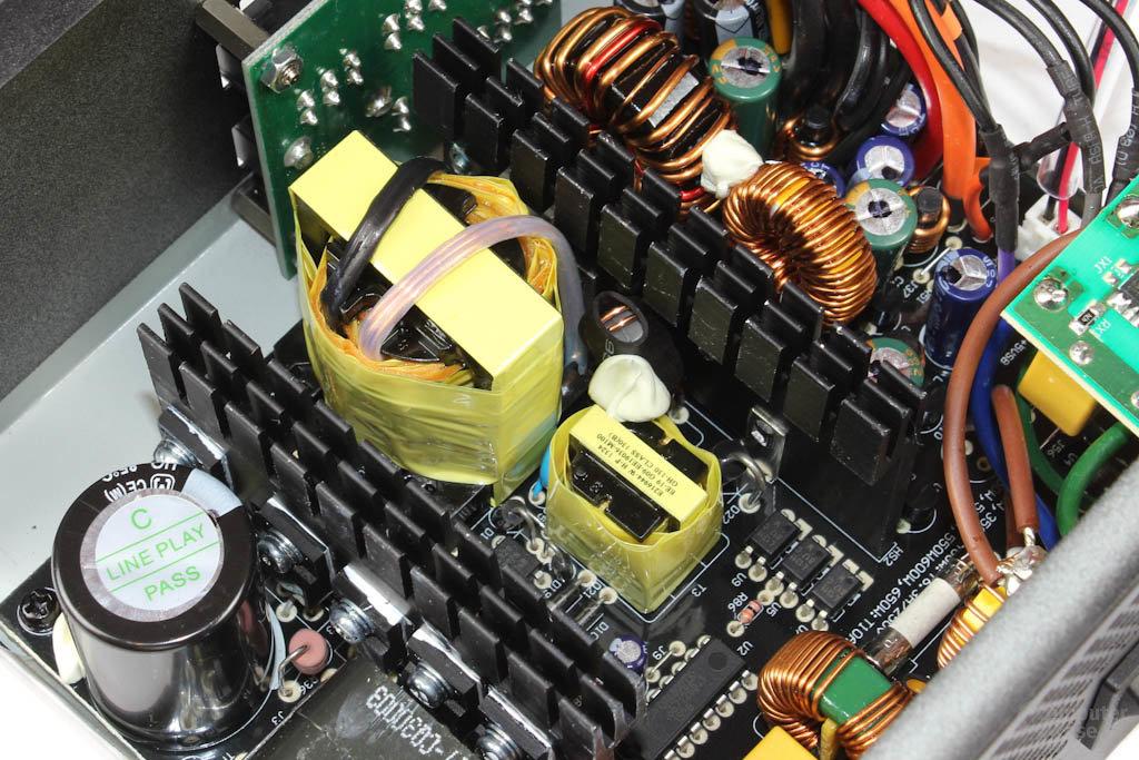 Elektronik im Detail