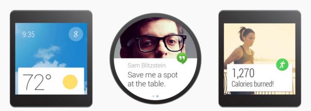 Anwendungsgebiete von Android Wear